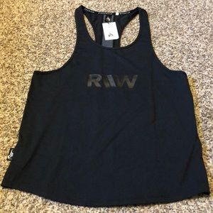 f471579f11830 Ryderwear Shirts - BNWT Ryderwear Men s Power T-Back Tee in Black!